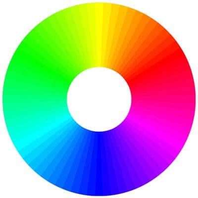 تاثیر رنگ ها روی خلق و خوی انسان