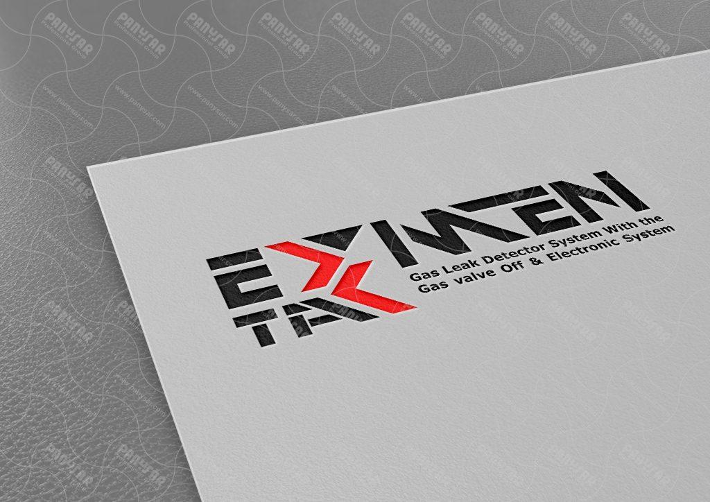 طراحی لوگوی شرکت ایمن تک