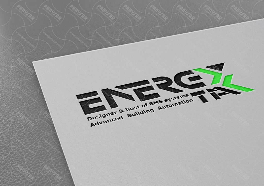 طراحی لوگوی شرکت انرژی تک