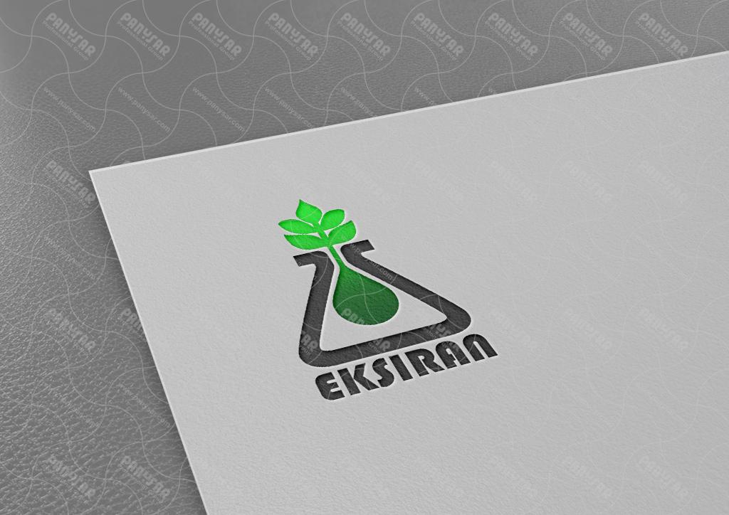 طراحی لوگوی فروشگاه اکسیران
