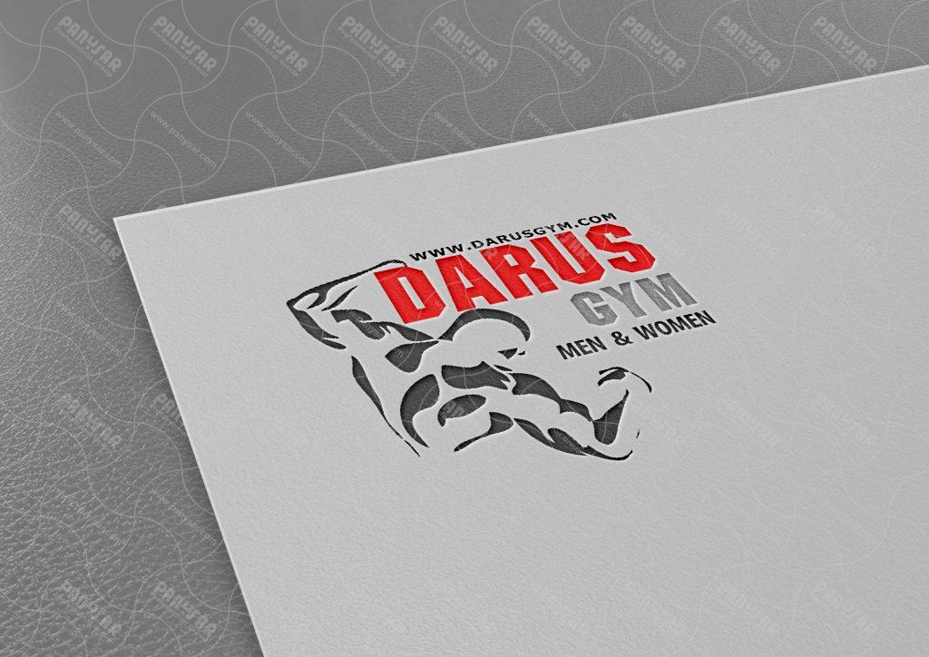 طراحی لوگوی باشگاه دروس