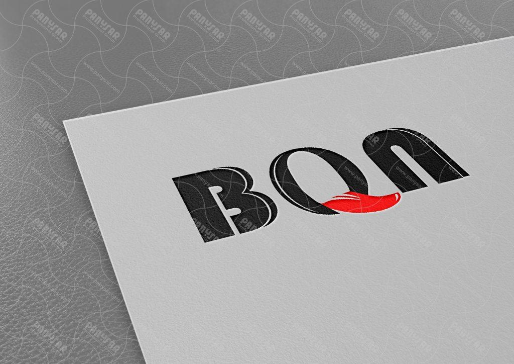 طراحی لوگوی شرکت BQN ترکیه