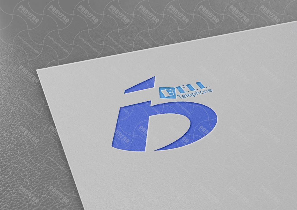 طراحی لوگوی فروشگاه بل تلفن