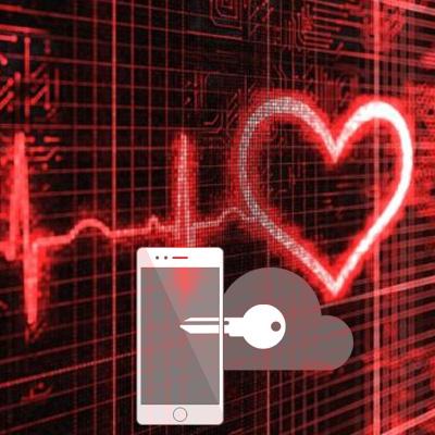 قفل گوشی را با قلبتان باز کنید!