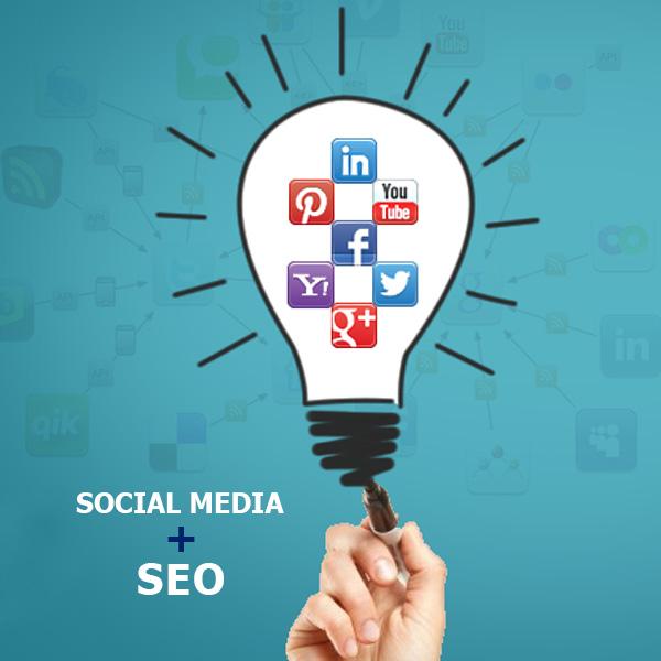 ارتباط شبکه های اجتماعی و سئو