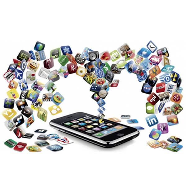نرم افزار های موبایل و اپلیکیشن های موبایل