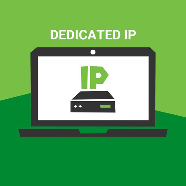 آیپی اختصاصی یا Dedicated IP